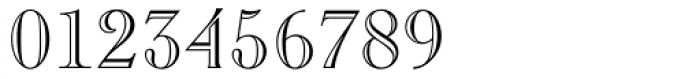 Caslon Openface Font OTHER CHARS