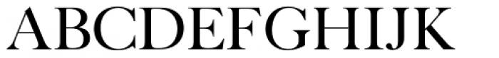 Caslon Titling MT Font UPPERCASE