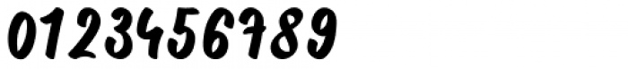 Casper Marker Regular Font OTHER CHARS