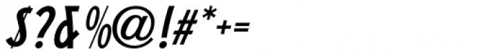 Casual Deco JNL Oblique Font OTHER CHARS