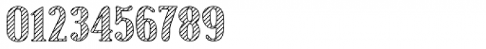 Cat Talk Stripe Font OTHER CHARS