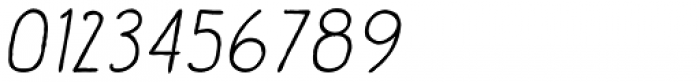 Catalina Clemente Italic Font OTHER CHARS