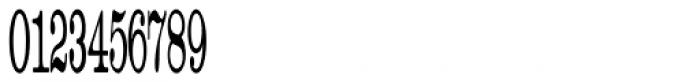 Catalog Serif Compressed JNL Font OTHER CHARS