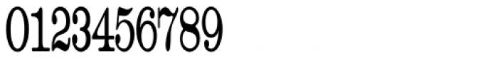 Catalog Serif Ultra Condensed JNL Font OTHER CHARS