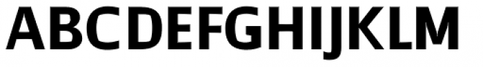 Catalyst Black Font UPPERCASE