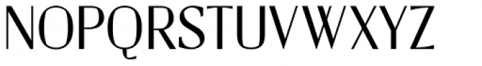 Catalyst Display Font UPPERCASE