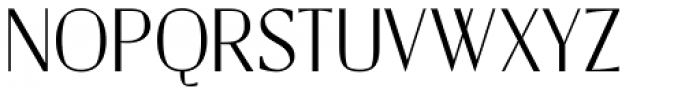 Catalyst Light Display Font UPPERCASE