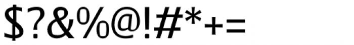 Catalyst Medium Font OTHER CHARS