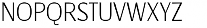 Catalyst Thin Font UPPERCASE