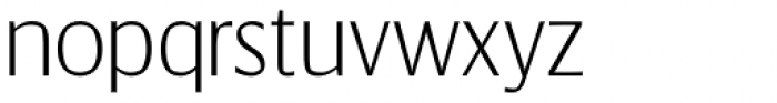 Catalyst Thin Font LOWERCASE