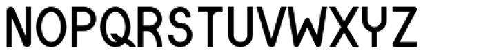 Catenary Font UPPERCASE