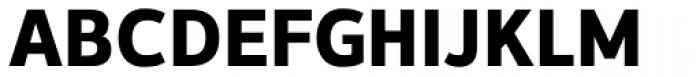 Catesque Black Font UPPERCASE