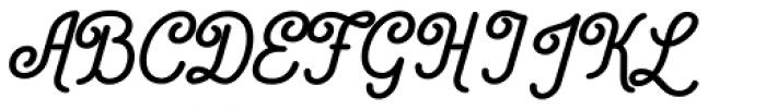 Catfish Bold Font UPPERCASE