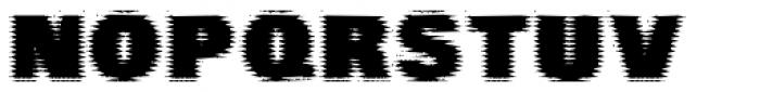 Cathode Font UPPERCASE