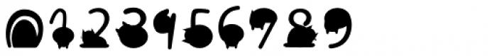 Catsme  Regular Font OTHER CHARS