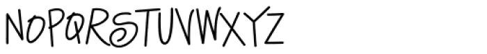 Cattapilla Font UPPERCASE