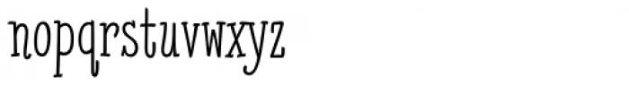 Cattleprod PB Font LOWERCASE