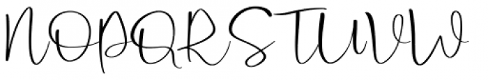 Cattus Regular Font UPPERCASE