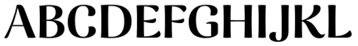 Caturrita Display Medium Font UPPERCASE