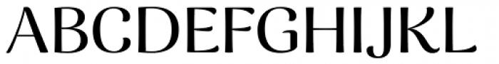 Caturrita Display Font UPPERCASE