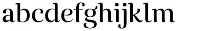Caturrita Display Font LOWERCASE