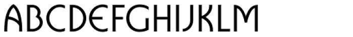 Cavalier Book Font UPPERCASE