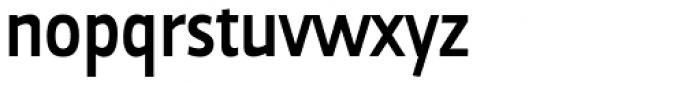 Cavita Demi Bold Font LOWERCASE