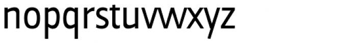 Cavita Regular Font LOWERCASE