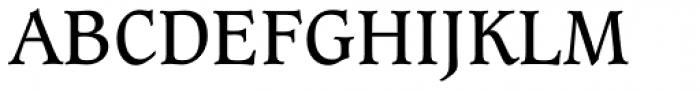 Caxton Book Font UPPERCASE