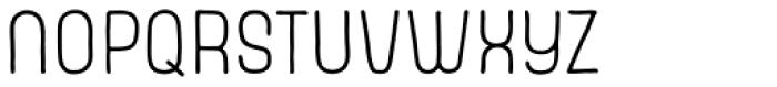Cayenne Font UPPERCASE