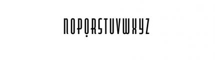 Capitol Complete Medium Font UPPERCASE