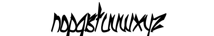cbe Bold Italic Font UPPERCASE