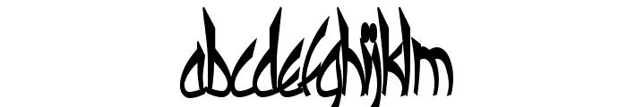cbe Bold Font UPPERCASE