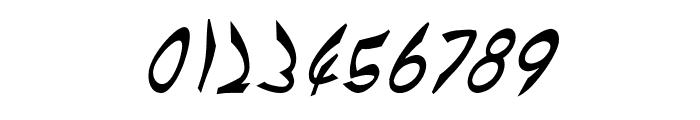 cbe-BoldItalic Font OTHER CHARS