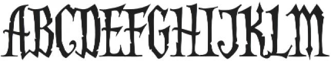 CCAltogetherOokyCapitals Regular otf (400) Font LOWERCASE