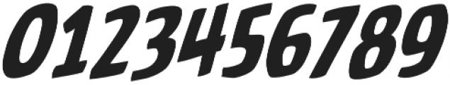 CCBattleCry otf (400) Font OTHER CHARS