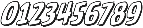 CCBattleCryOpen otf (400) Font OTHER CHARS