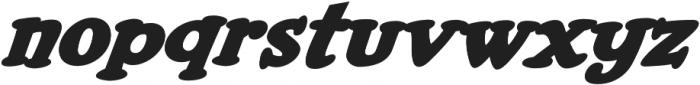 CCCheeseAndCrackers Heavy Italic otf (800) Font LOWERCASE