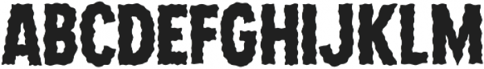 CCChills Regular otf (400) Font LOWERCASE