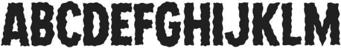 CCChills ttf (400) Font UPPERCASE