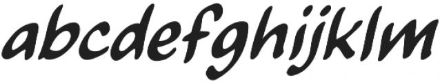 CCCleanCutKid Italic otf (400) Font LOWERCASE