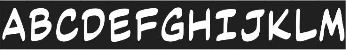 CCCodeMonkeyHighlight otf (300) Font UPPERCASE