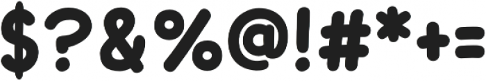 CCDashToSchool Heavy otf (800) Font OTHER CHARS