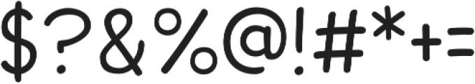 CCDashToSchool otf (400) Font OTHER CHARS