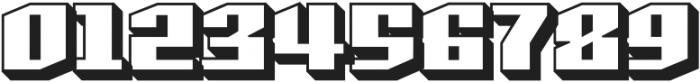 CCDeadlineDoomOpen otf (400) Font OTHER CHARS