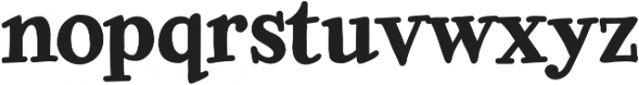 CCExtraExtra otf (700) Font LOWERCASE