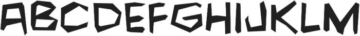 CCFightingWords otf (400) Font LOWERCASE