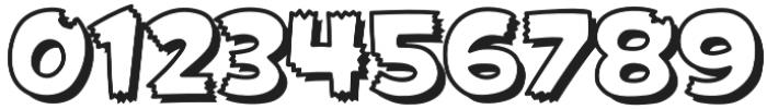 CCFoomOpen otf (400) Font OTHER CHARS