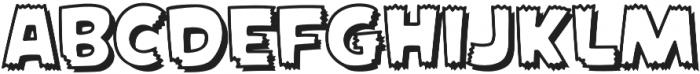 CCFoomOpen otf (400) Font LOWERCASE