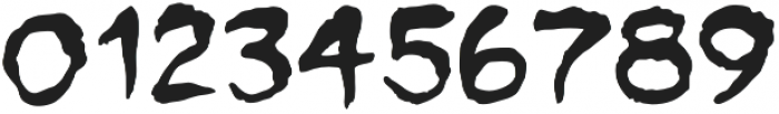 CCForkedTongue Regular otf (400) Font OTHER CHARS